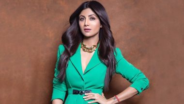 Shilpa Shetty Is Co-Author to a Digital Book on Emotional Wellness Titled 'The Magic Immunity Pill: Lifestyle'