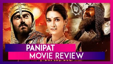 Panipat Movie Review: Arjun Kapoor, Kriti Sanon's Film Is Powerful In Parts