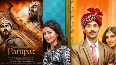 Pati Patni Aur Woh Beats Panipat At The Box Office On Day 1, As Per Early Estimates
