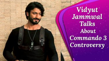 Vidyut Jammwal Accepts Mistake Over Commando 3 Controversy With Wrestler Community