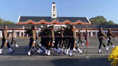 IMA Passing Out Parade 2019: 306 GCs Commissioned Into Indian Army, 71 Foreign Cadets Pass Out From Indian Military Academy