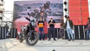 KTM 390 Adventure Bike Unveiled At 2019 India Bike Week; Expected Prices, Launch, Features & Specifications