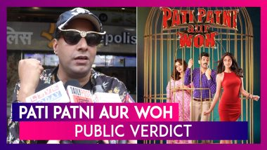 Pati Patni Aur Woh Public Review: Hear What Fans Have To Say About This Kartik, Bhumi & Ananya Film