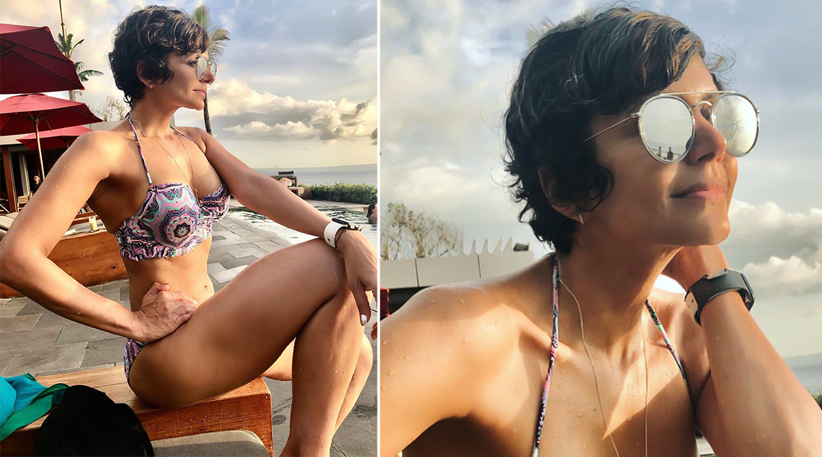 Mandira Bedi Sends Instagram In a Meltdown With Smoking Hot Bikini Pictures From Her Bali Vacay