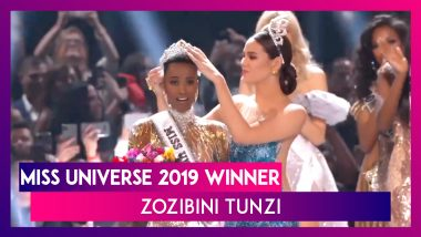 Miss Universe 2019 Winner Zozibini Tunzi: 5 Things To Know About The Beauty Queen From South Africa