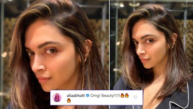 Deepika Padukone Flaunts Her New Look in the Latest Instagram Picture and We are Loving Her Long Bob As Much as Alia Bhatt and Ranveer Singh
