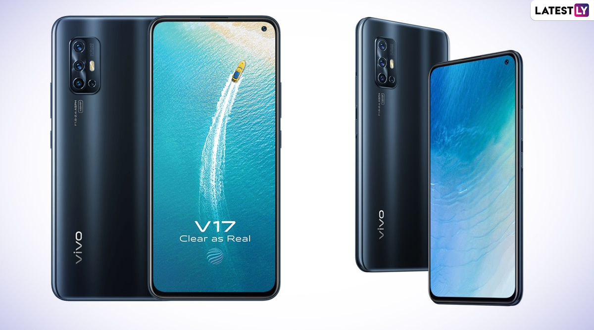 Vivo V17 With Quad Rear Camera Launched in India; Check Price, Features, Online Sale & Specifications