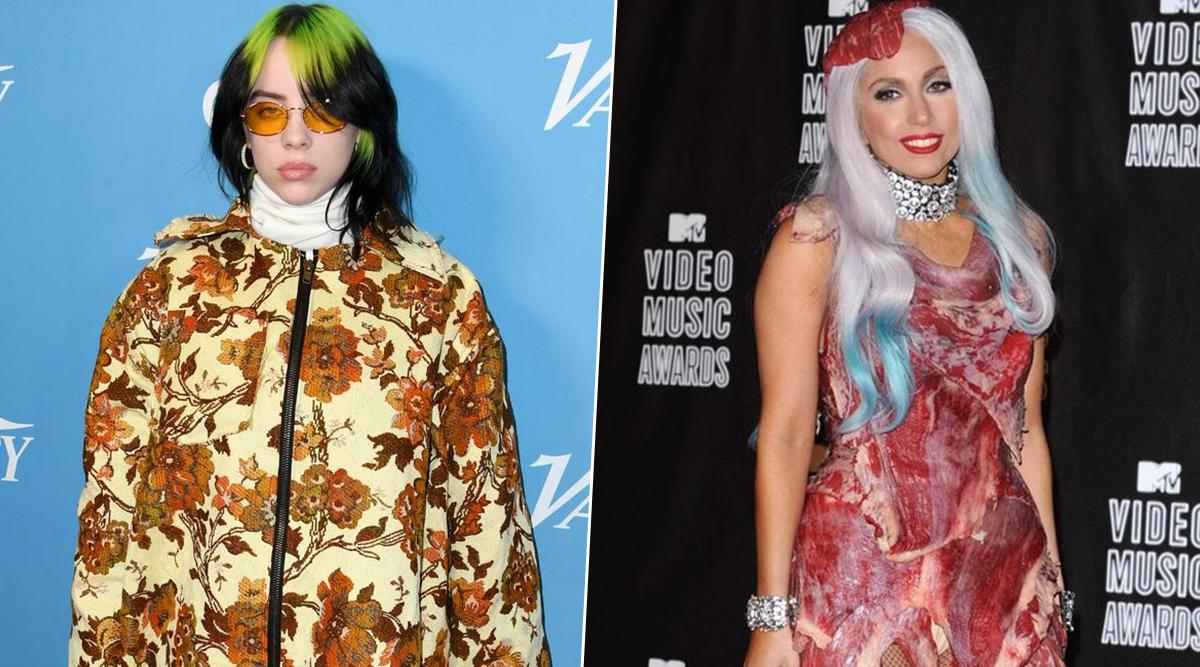 Lady Gaga Fans Slam Billlie Eilish For Trolling Her 2010 MTV VMA Meat Dress; Here's How The 'Bad Guy' Artiste Responded