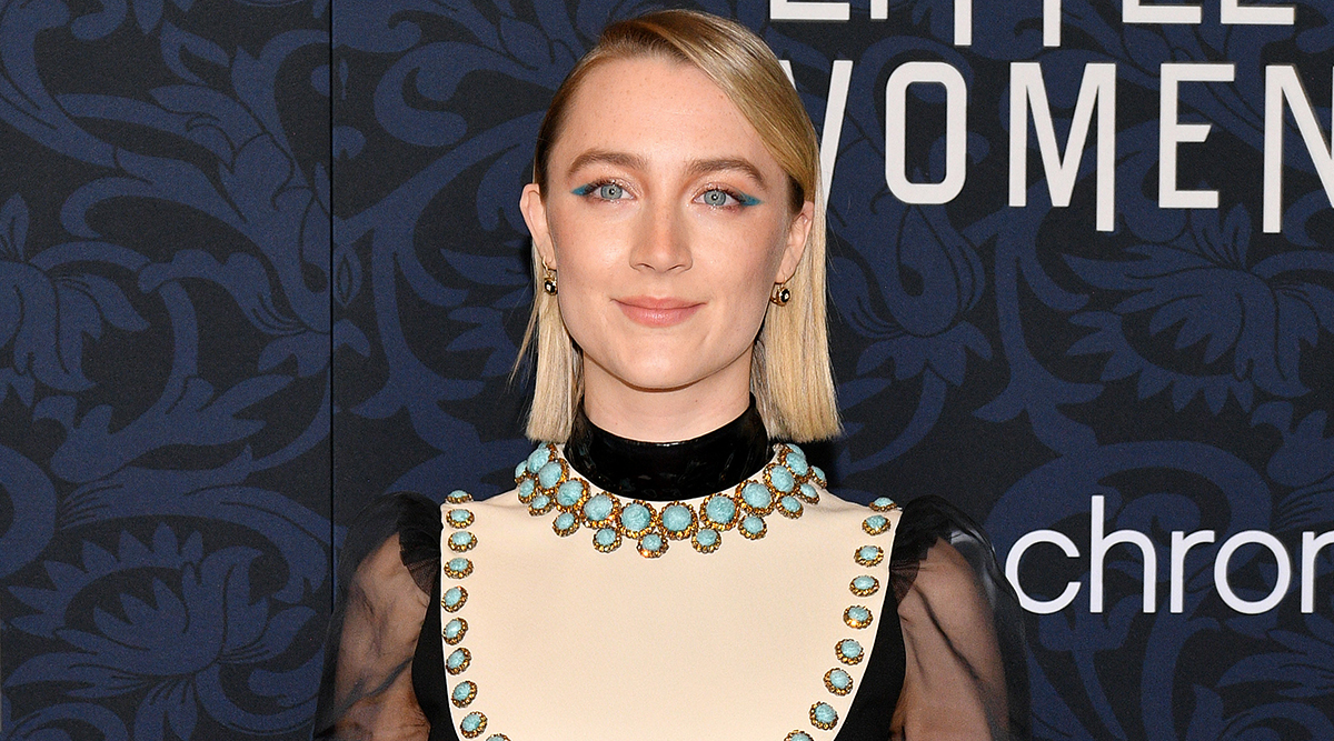 Brooklyn Star Saoirse Ronan Regrets Missing Out on School Life, Says 'I Was Home-Schooled but I Still Have Friends from Childhood'