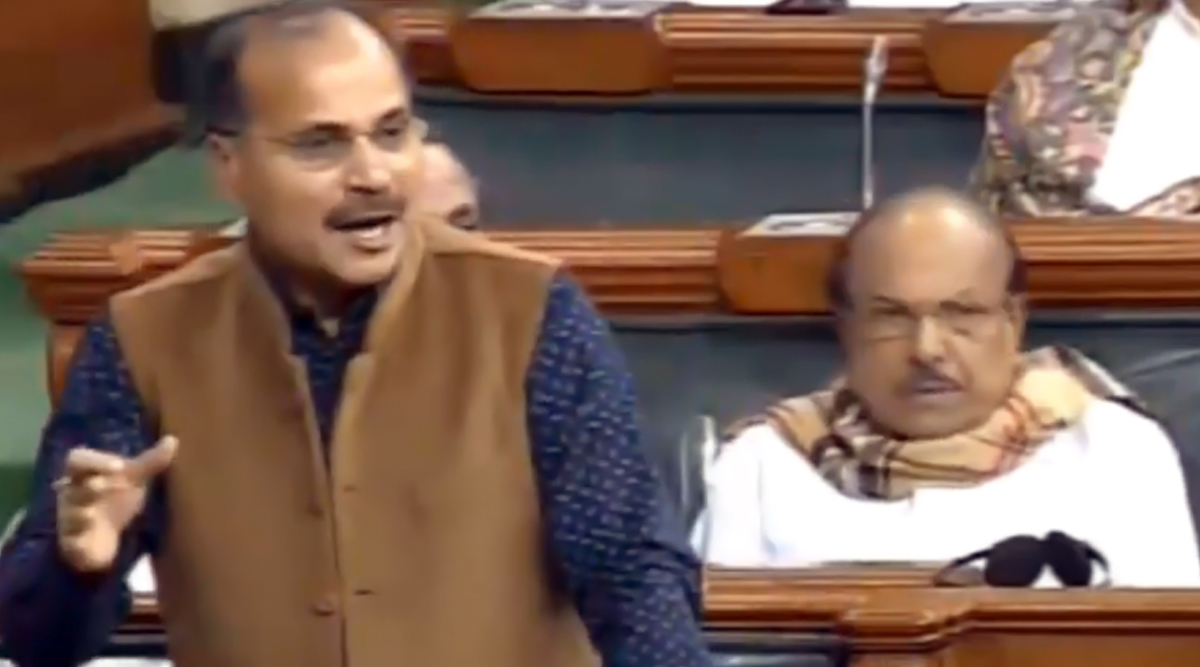 India Heading From 'Make in India' Towards 'Rape in India', Says Congress Leader Adhir Ranjan Chowdhury in Lok Sabha