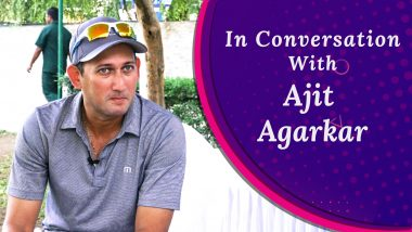 Ajit Agarkar: On Taking Up Golf After Retirement from Indian Cricket Team