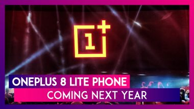 OnePlus Could Introduce OnePlus 8 Lite Smartphone Along With OnePlus 8, OnePlus 8 Pro By Early Next Year