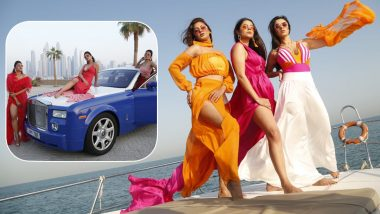 Fitnglam Soars High on Success with International Calendar Shoot 2020 in Dubai
