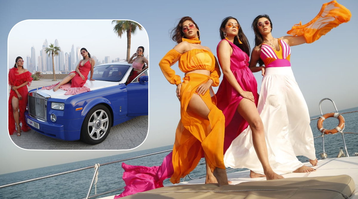 Fitnglam Soars High on Success with International Calendar Shoot 2020 in Dubai