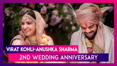 Virat Kohli-Anushka Sharma 2nd Wedding Anniversary: The Power Couple Which Gives Us Travel Goals