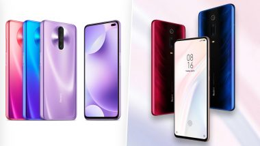 Xiaomi Redmi K30 vs Redmi K20 - Comparison; Prices, Features, Variants & Specifications