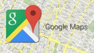 Google Maps Offers Users' Data To Help Public Health Officials Spot Community Movements To Combat COVID-19