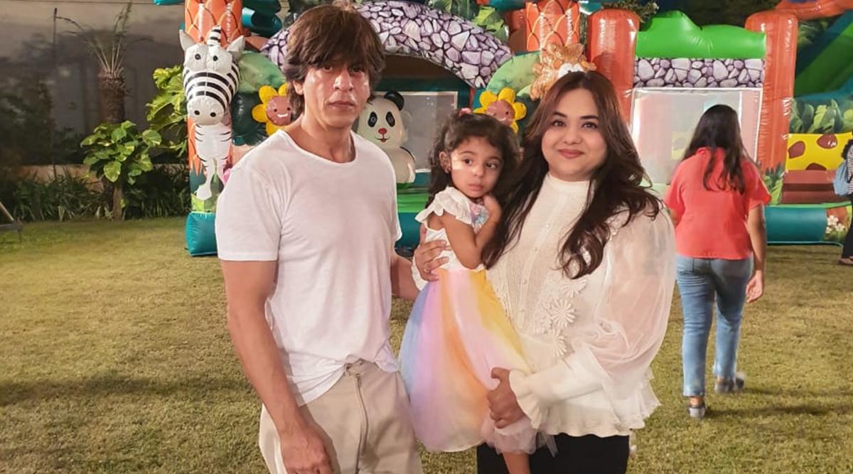 Entrepreneur Preeti Thaker Arora Snapped with Celebs at Rani Mukerji's Daughter Adira's Birthday Party
