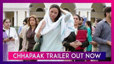 Chhapaak Trailer: Deepika Padukone's Film On Acid Attack Will Break Your Heart & Build It Up Again