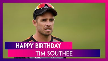 Happy Birthday Tim Southee: Things To Know About The Kiwi Pacer