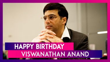 Happy Birthday Viswanathan Anand: Lesser Known Facts About India's First Chess Grandmaster