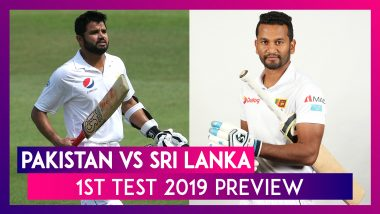 PAK vs SL, 1st Test 2019 Preview: Azhar Ali And Co To Face Lankan Challenge In Historic Test