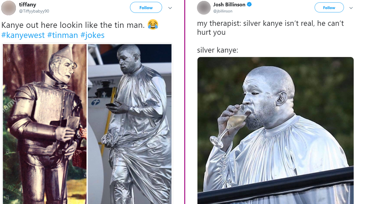 Silver Kanye West Debuts New Opera in Miami but It Is the Funny Memes and Jokes Grabbing More Attenion and WE CAN'T EVEN!