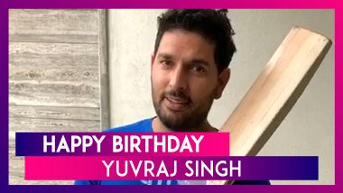 Yuvraj Singh Birthday Special: Seven Facts About The Stylish Left-Hander As He Turns 38