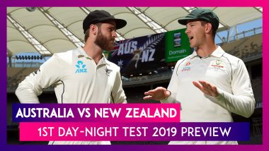 AUS vs NZ, 1st Day-Night Test 2019 Preview: Australia Aim To Extend Winning Run At Home
