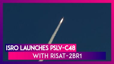 ISRO Successfully Launches PSLV-C48 With RISAT-2BR1 And Nine Foreign Satellites