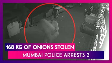 Onion Prices Skyrocket, Mumbai Police Arrests Two Men For Stealing 168 kg Of The Staple Food