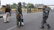 CAB Protests in Assam: Curfew Relaxed From 8 am to 1 pm in Guwahati's Dibrugarh on Friday