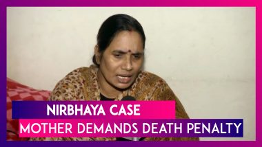 Nirbhaya Case Convicts To Appear Before Delhi Court Today, Mother Demands Death Penalty