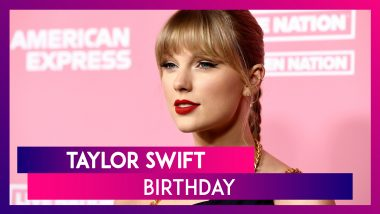 Taylor Swift Birthday Special: Best Tracks of the American Singer For Every Mood
