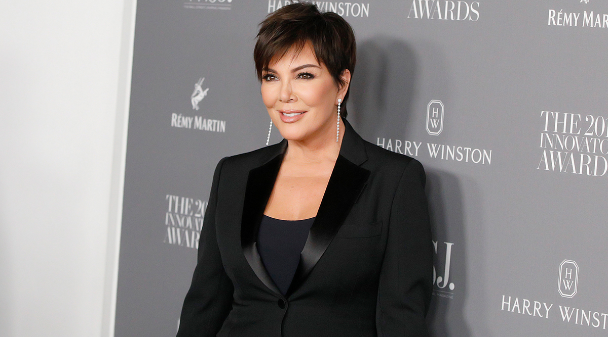 Kris Jenner Is Giving Botox Gift Cards to Her Family and Friends This Christmas (Watch Video)