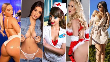 From Lana Rhoades and Mia Khalifa to Riley Reid, Abella Danger and Brandi Love, Most Watched Female XXX Stars on Pornhub in 2019