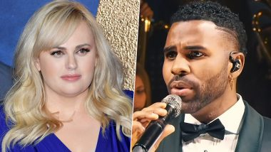 Rebel Wilson Recalls Licking Jason Derulo for a 'Cats' Scene