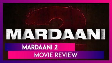Mardaani 2 Movie Review: Rani Mukerji Shines In This Solid Investigative Thriller