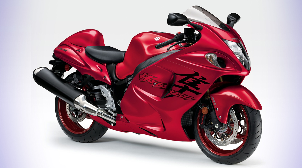 2020 Suzuki Hayabusa Superbike Launched in India at Rs 13.74 Lakh; Features & Specifications
