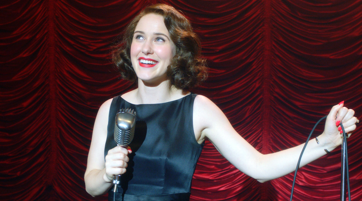 Amazon Prime Video Sued by Author Who Claims 'The Marvelous Mrs Maisel' Was Inspired By Her Book