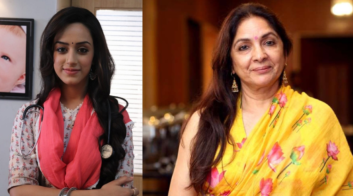 TV Actress Sargun Kaur Draws Inspiration from Neena Gupta for Her Role in 'Yeh Hai Chahatein'