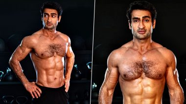 The Eternals: Dinesh Who? Silicon Valley Star Kumail Nanjiani Gets Ripped for His Marvel Debut and We Are Loving It!