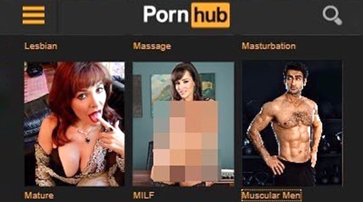 Marvel's 'The Eternals' Star Kumail Nanjiani Is Now the Face of Pornhub's Muscular Men Category! And We Don't Know Where to Start