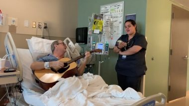 Viral Video of Nashville Nurse Singing Christmas Duet with Cancer Patient Is Winning Hearts! Health Benefits of Music