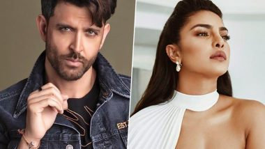 CAA Protests: Hrithik Roshan, Priyanka Chopra Stand for Peace As They Speak on Students Protesting against the Act (Read Tweets)