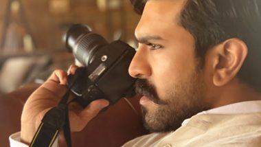 Ram Charan Makes His Debut as a Wildlife Photographer