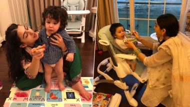 Sara Ali Khan's Birthday Wish for Brother Taimur Ali Khan is all things Adorable (View Pics)