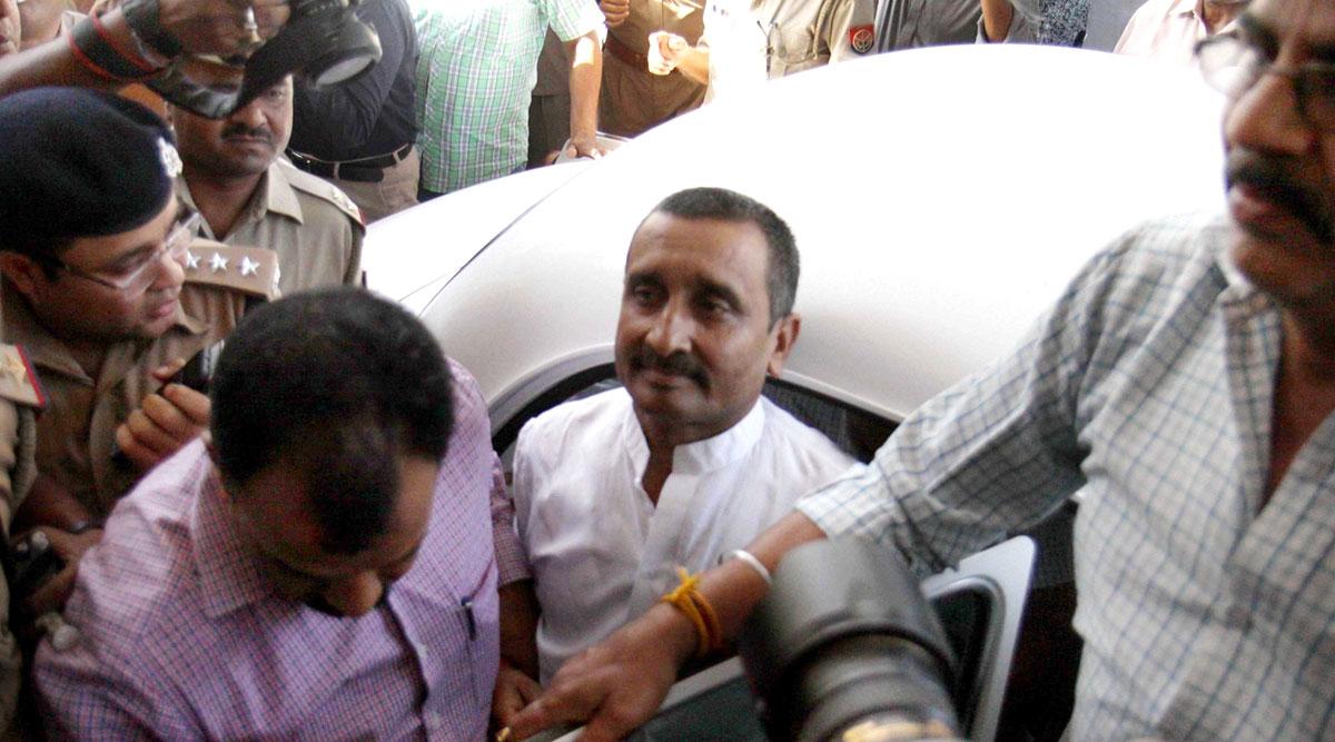 Kuldeep Singh Sengar Sentenced to Life Imprisonment by Delhi's Tis Hazari Court in Unnao Rape Case