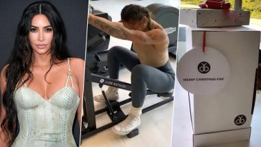 Christmas 2019: Kim Kardashian Gifts Booty Workout Machines to Sisters Kourtney, Khloe, Kendall and Kylie