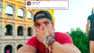 Want Logan Paul Full Sex Tape Released? Apparently, All You Have to Do Is Retweet! Controversial YouTuber Goes Viral Again After XXX 'Blowjob' Video